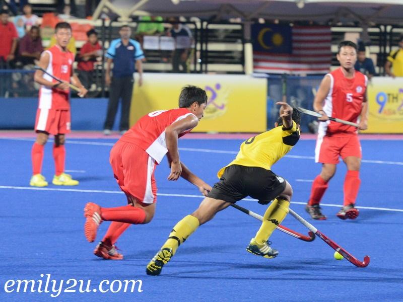 hockey Malaysia