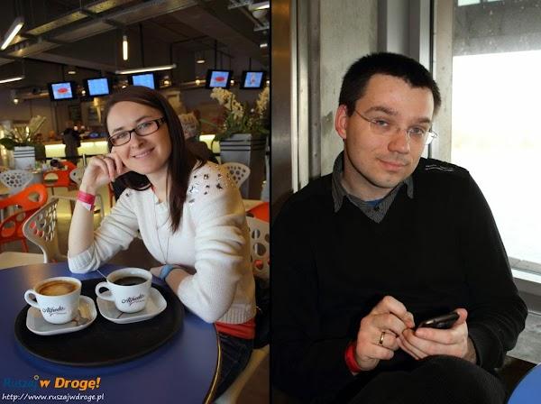 Kasia i Maciej Marczewscy - Fundacja Ruszaj w Drogę!