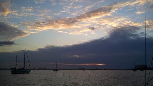 Gulfport anchorage