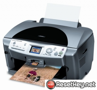 Reset Epson RX620 Waste Ink Counter overflow error