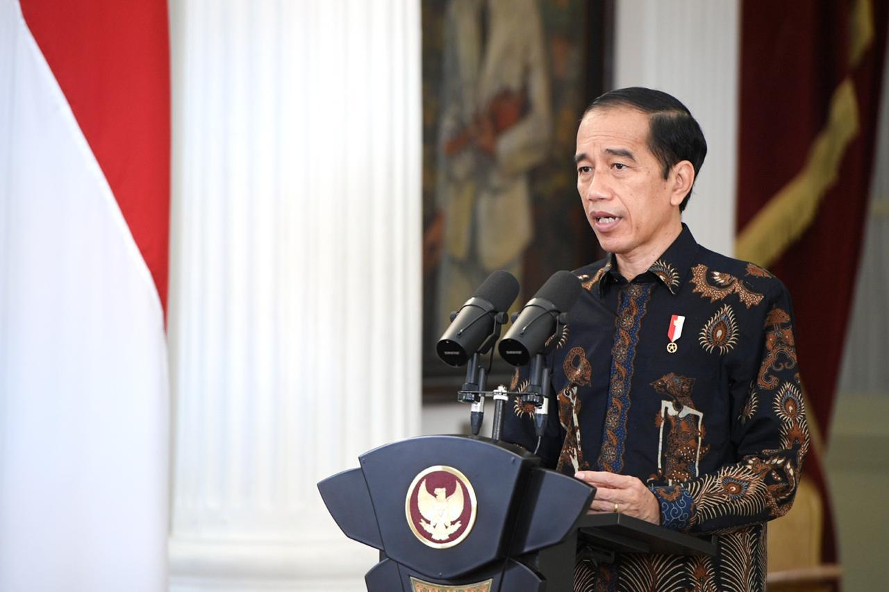 Jokowi Peringati Hari HAM Tapi Tak Sedikitpun Singgung Penembakan 6 Anggota FPI