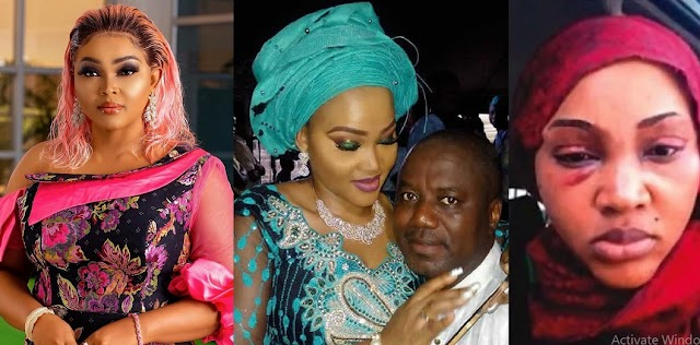 'The most irresponsible father award goes to my ex-husband'  Mercy Aigbe Blasts Ex Husband Lanre Gentry over father's day post