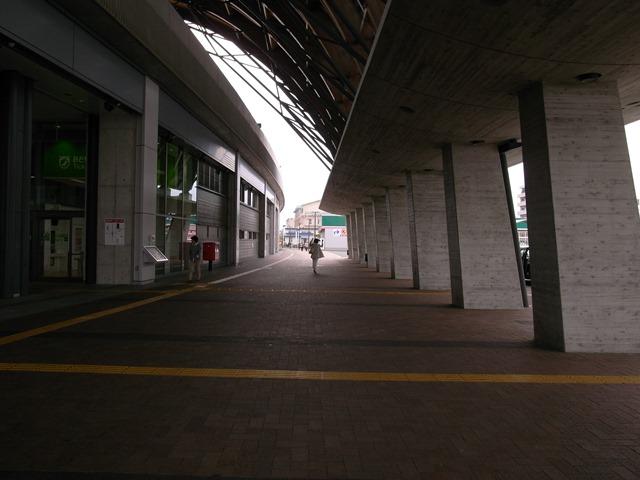 高知駅スタイリッシュ