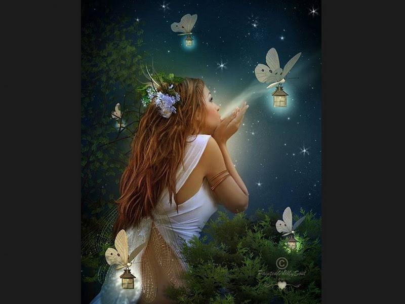 Breath Of Butterflies, Magic Beauties 3