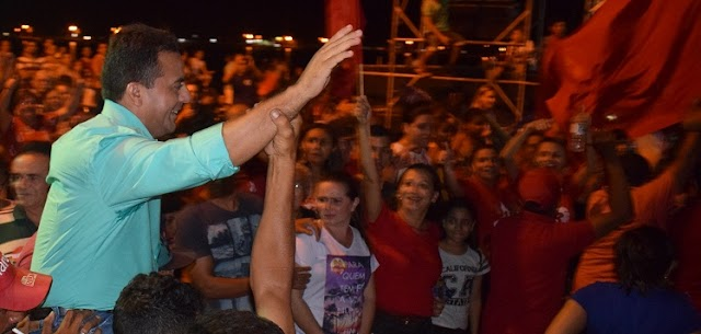 DIA 13: Professor Ribinha oficializará candidatura e de mais 75 candidatos a vereador