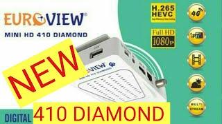 Euroview  MINI HD 410 DIAMOND