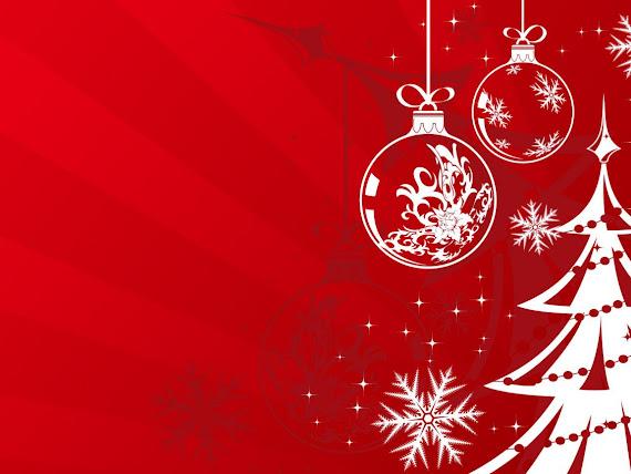 besplatne Božićne pozadine za desktop 1152x864 free download blagdani čestitke Merry Christmas kuglice za bor Božićna jelka