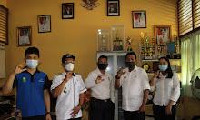 Sosialisasikan Website Kecamatan, Sukardi : Manfaatkan Sebagai Sarana Publikasi dan Pelayanan Publik