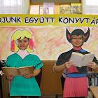 Iskolai Könyvtári Világnap - 2008
