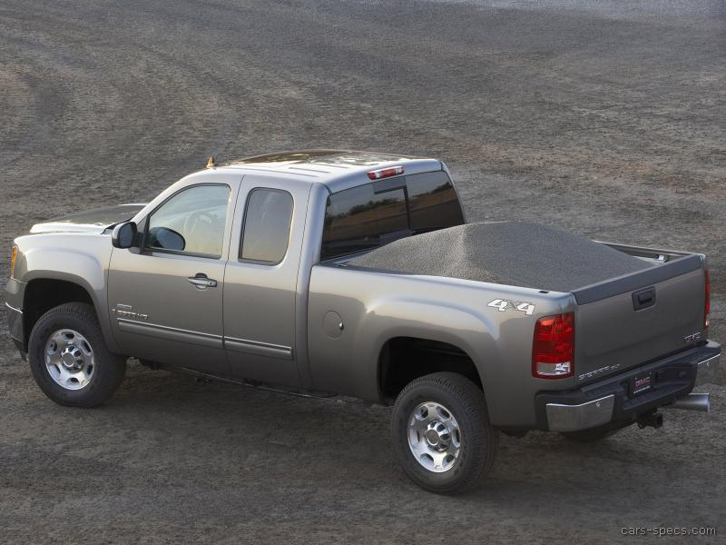 2007 gmc sierra 2500hd classic extended cab specifications. Black Bedroom Furniture Sets. Home Design Ideas