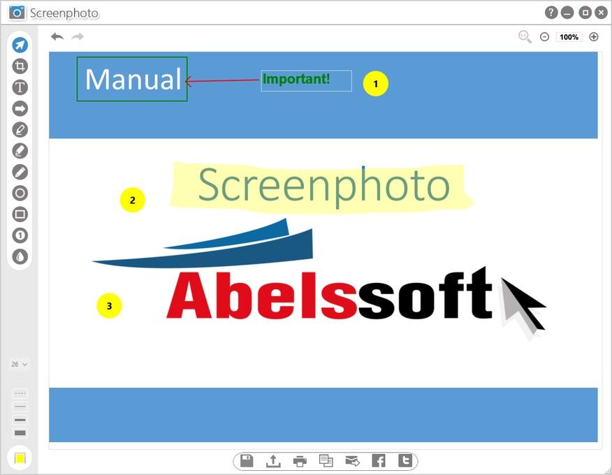 Abelssoft Screenphoto 2019 v4.11