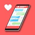 Hey Love Adam: Texting Game icon
