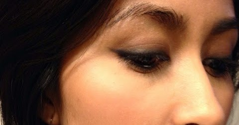 THE CLUTTERED COUNTER: Quick Date Night Makeup Tutorial