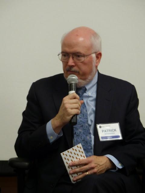 Expert Panel - Patrick McNamara