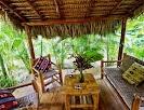 Más detalles hacerca de las cabañas de la Finca Ecológica, de Producción y Recreo, en Pinar del Rio, Cuba.