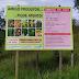 Placas de alertas sobre pragas e doenças salvam lavouras em Laranja da Terra