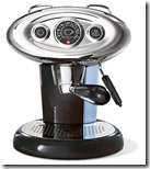 Illy Expresso Coffee Machine