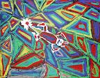 Multicolor bug by Silas