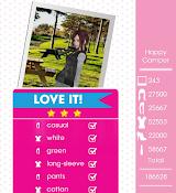 Teen Vogue Me Girl Level 33 - Happy Camper - Ally - Love It! Three Stars