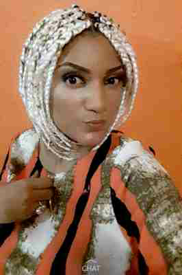 Gifty's new look (photos)