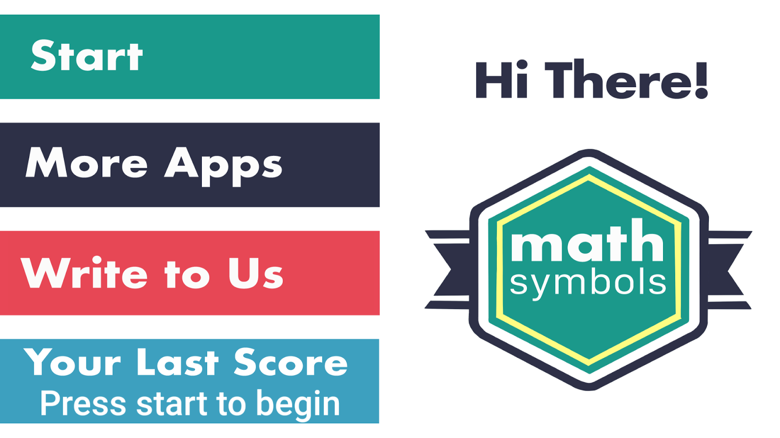 Learn math symbols android apps on google play learn math symbols screenshot biocorpaavc Image collections