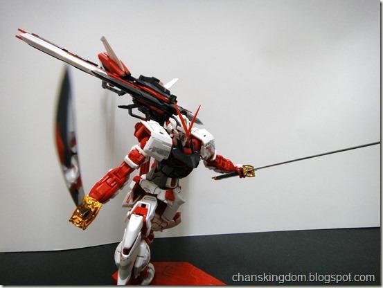 MBF-P02 Gundam Astray Red Frame -050