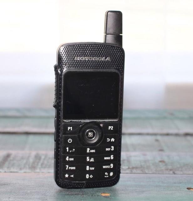 VE3SP Motorola SL7550 DMR UHF