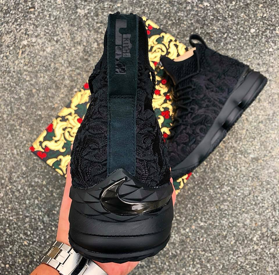 ... Get Up Close and Personal with Suit of Armour KITH X LeBron 15 ... def89846c