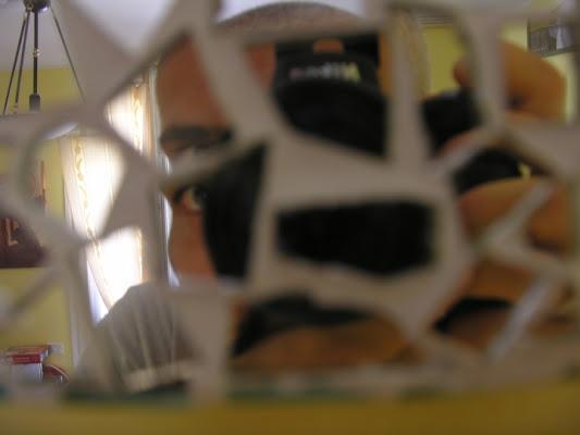 Cornice a specchio di jerrymagic