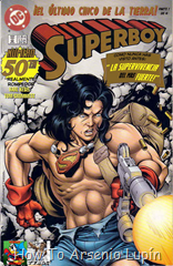 Actualización 04/03/2015: Superboy Vol.3 #50 al #55, desde el CRG por Tyroc & Howard, el patero solitario.