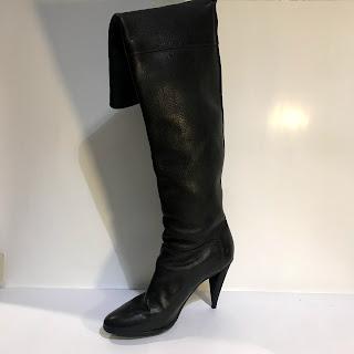 Balenciaga Thigh-High Boots