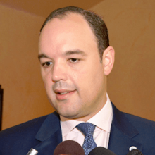 """Senador José Del Castillo: """"Urge profesionalización Policía Nacional"""""""