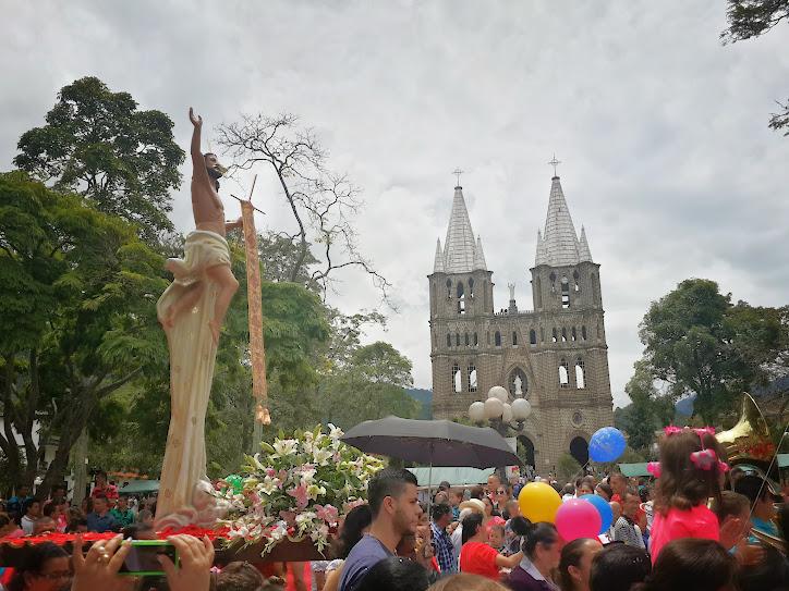 Semana Santa Jardin Antioquia 2015