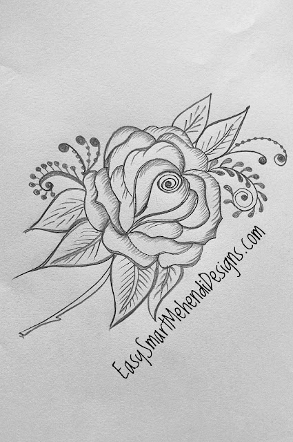rose-tattoo-with-pencil