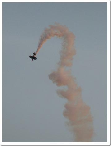 Stunt Plane Skip Stewart Prometheus