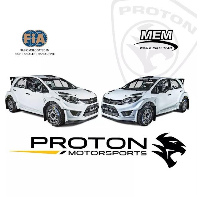 Proton Iriz R5, jentera Ralli dibuka Untuk Pembeli