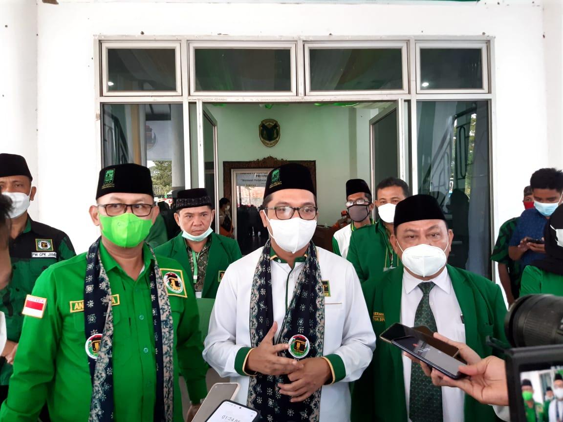 """Kasih """"Sinyal"""" ke MFA, Achmad Baidowi : Spirit Kemenangan Ada di Batanghari"""