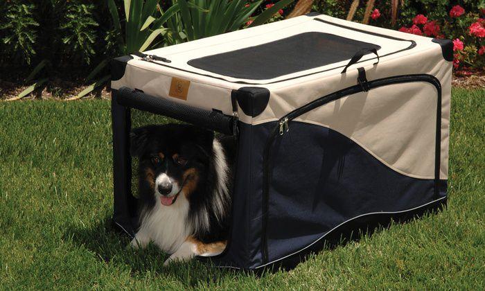 Chuồng chó - Hướng dẫn chọn mua chuồng và nhà cho chó