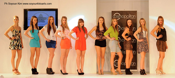 Cosmopolitan Model Search St Ives Sydney, Round Two Finalists