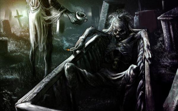 New Undead Born, Evil Creatures