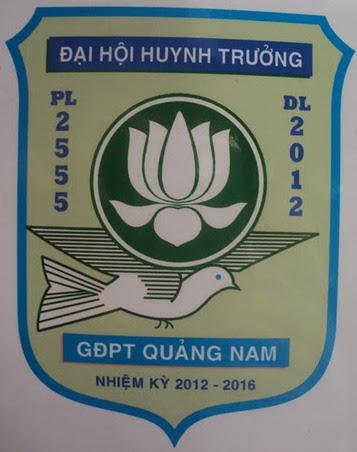 Đại Hội Huynh Trưởng GĐPT Quảng Nam 1 NK 2012-2016