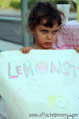 get your lemonade!