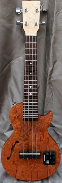 Andrea Capurso Guitars electric Concert Ukulele