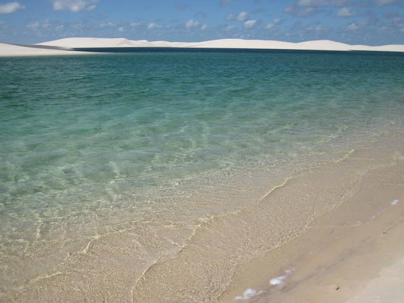 Lagoa da Betania - Santo Amaro, foto: Navegar è preciso