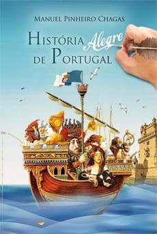 História Alegre de Portugal - Manuel Pinheiro Chagas