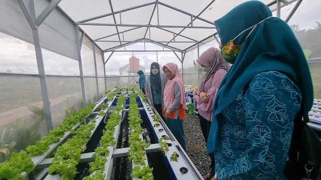 Sri Huriyati: Peran Wanita Penting dalam Kemandirian Membantu Ekonomi Keluarga
