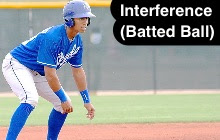Batted Ball Interference