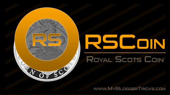 RSCoin - Royal Scots Coin