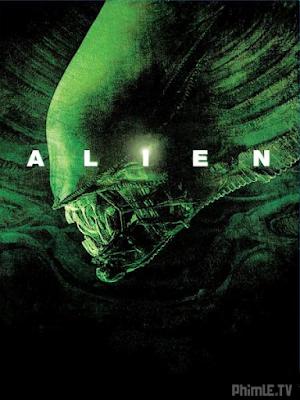 Phim Quái vật không gian 1 - Alien (1979)