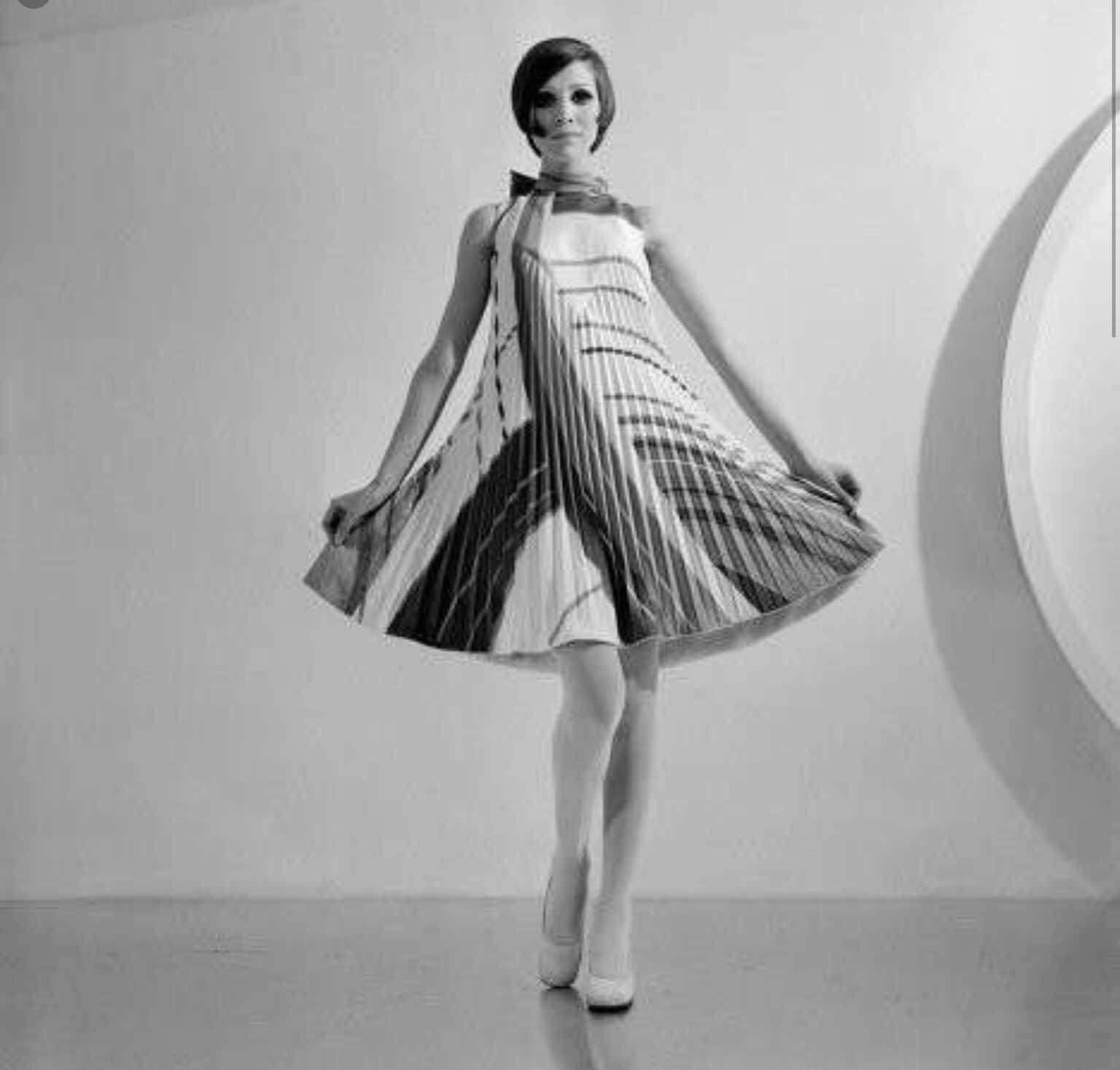 La moda anni 60